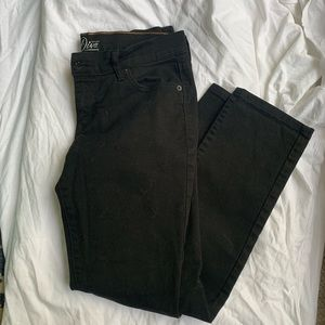 Old Navy Black The Diva Jeans Size 4 Petite